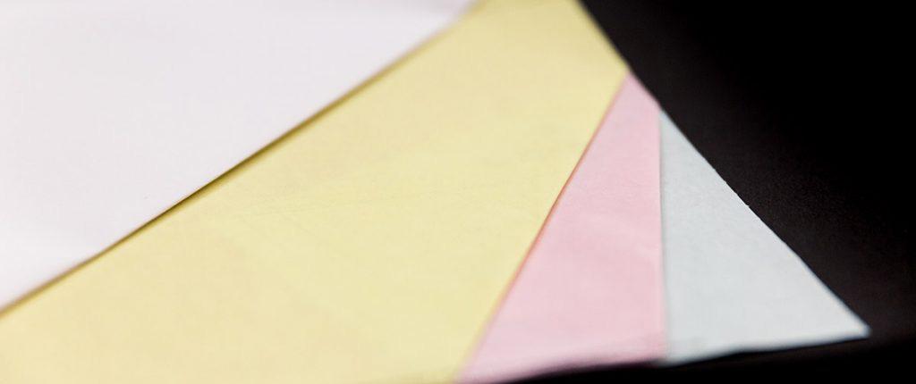 Zelfkopiërend a4 briefpapier